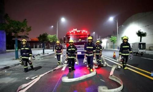专职消防队