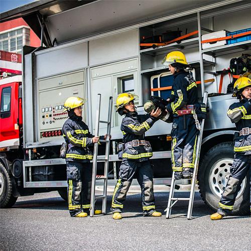 企业消防招聘