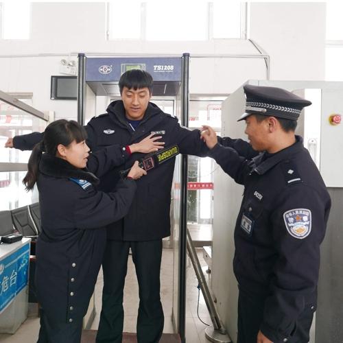重庆轨道安检员招聘