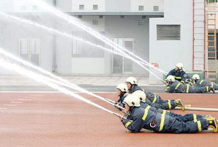 专职消防招聘
